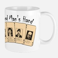Dead Man's Hand Mug