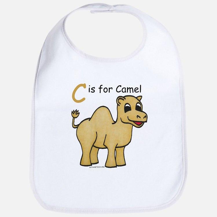 C is for Camel Bib