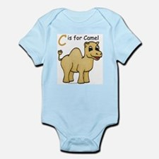 C is for Camel Infant Bodysuit