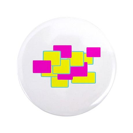 """Squares 3.5"""" Button"""