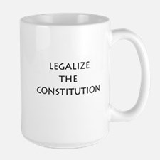 Legalize the Constitution Mug