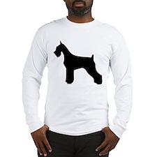 Silhouette #2 Long Sleeve T-Shirt