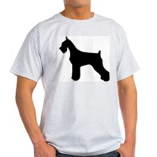 Silhouette #2 Ash Grey T-Shirt