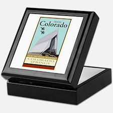 Travel Colorado Keepsake Box