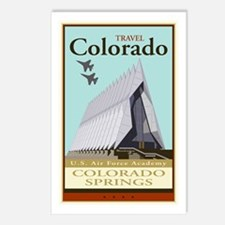 Travel Colorado Postcards (Package of 8)