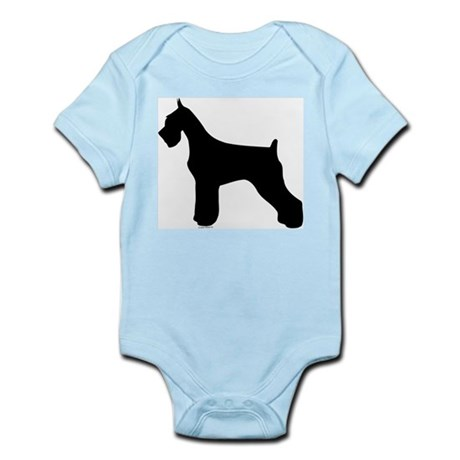 Silhouette #2 Infant Creeper