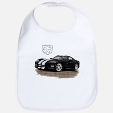 Viper Black/White Car Bib