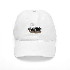 Viper Black/White Car Baseball Cap