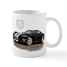 Viper Black/White Car Mug