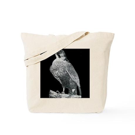 Peregrine Falcon Tote Bag