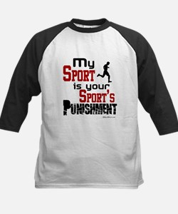 Your Sport's Punishment - Male Tee