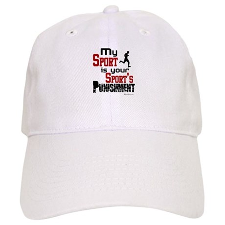 Your Sport's Punishment - Male Cap