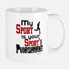 Your Sport's Punishment - Male Mug