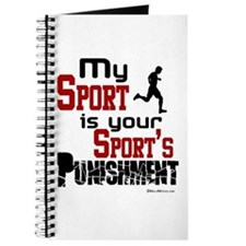 Your Sport's Punishment - Male Journal