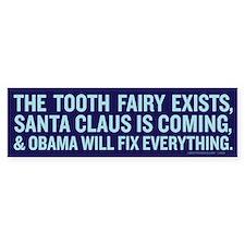 Obama Myth Bumper Bumper Bumper Sticker