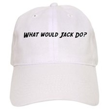What would Jack do? Baseball Cap