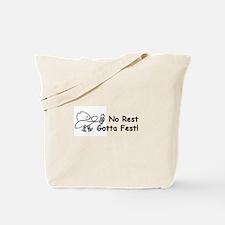 Cute Festival Tote Bag