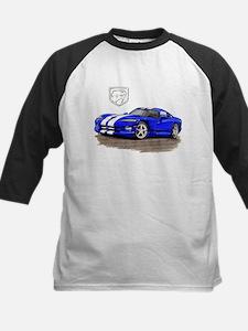 Viper Blue/White Car Tee