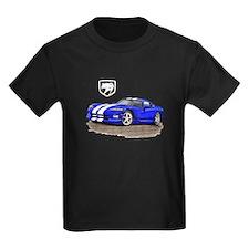 Viper Blue/White Car T