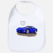 Viper Blue Car Bib