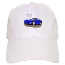 Viper Blue Car Baseball Cap