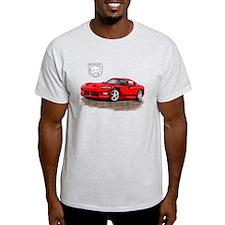 Viper Red Car T-Shirt