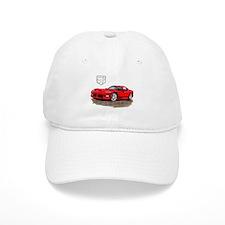 Viper Red Car Baseball Cap