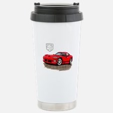 Viper Red Car Travel Mug
