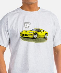 Viper Yellow Car T-Shirt