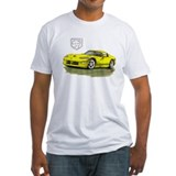Dodge viper Fitted Light T-Shirts