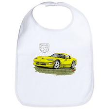 Viper Yellow Car Bib