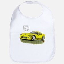 Viper Yellow Car Bib