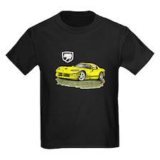 Viper Yellow Car T