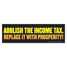 Abolish the IRS Bumper Sticker (10 pk)