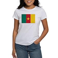 Cameroon Flag Tee