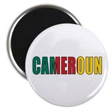 Cameroon Magnet