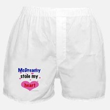 LADIES Boxer Shorts - McDreamy