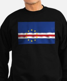 Cape Verde Flag Sweatshirt (dark)