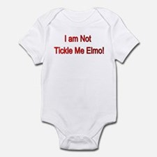 Cute Elmo Infant Bodysuit