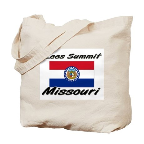 Lees Summit Missouri Tote Bag