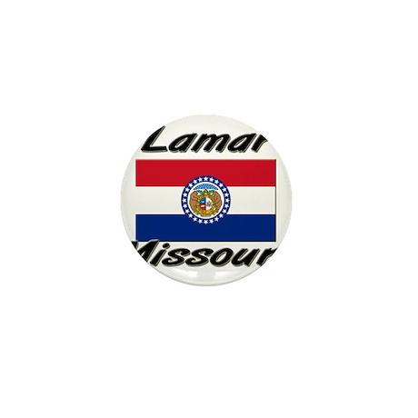 Lamar Missouri Mini Button (10 pack)