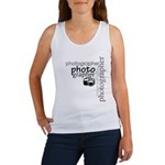 Photographer Women's Tank Top