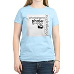 Photographer Women's Light T-Shirt