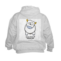 Abominabull Snowcow Hoodie