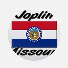 Joplin Missouri Ornament (Round)