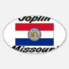 Joplin Missouri Oval Decal