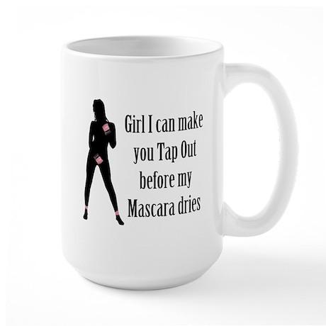 Tap-out Large Mug