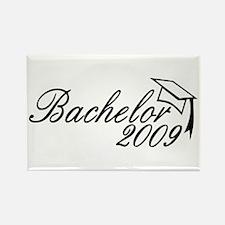 Bachelor 2009 Rectangle Magnet (100 pack)
