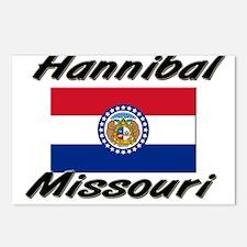 Hannibal Missouri Postcards (Package of 8)