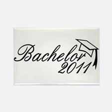 Bachelor 2011 Rectangle Magnet (100 pack)